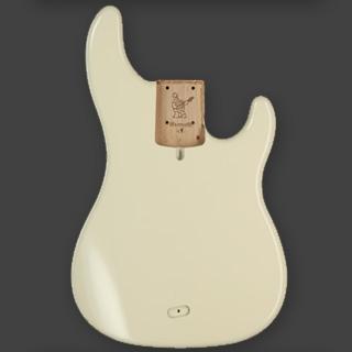 Deluxe 5 P Bass® Bodies