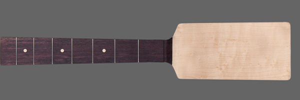 Deluxe 5 Paddle Head Bass Necks