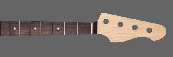 Short Scale Warhead Bass Necks