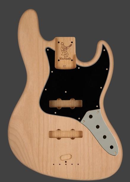 Short Scale J-Style Bass Body