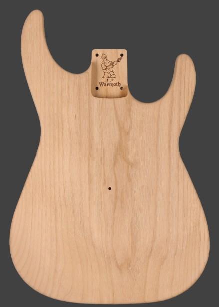 Soloist Guitar Body