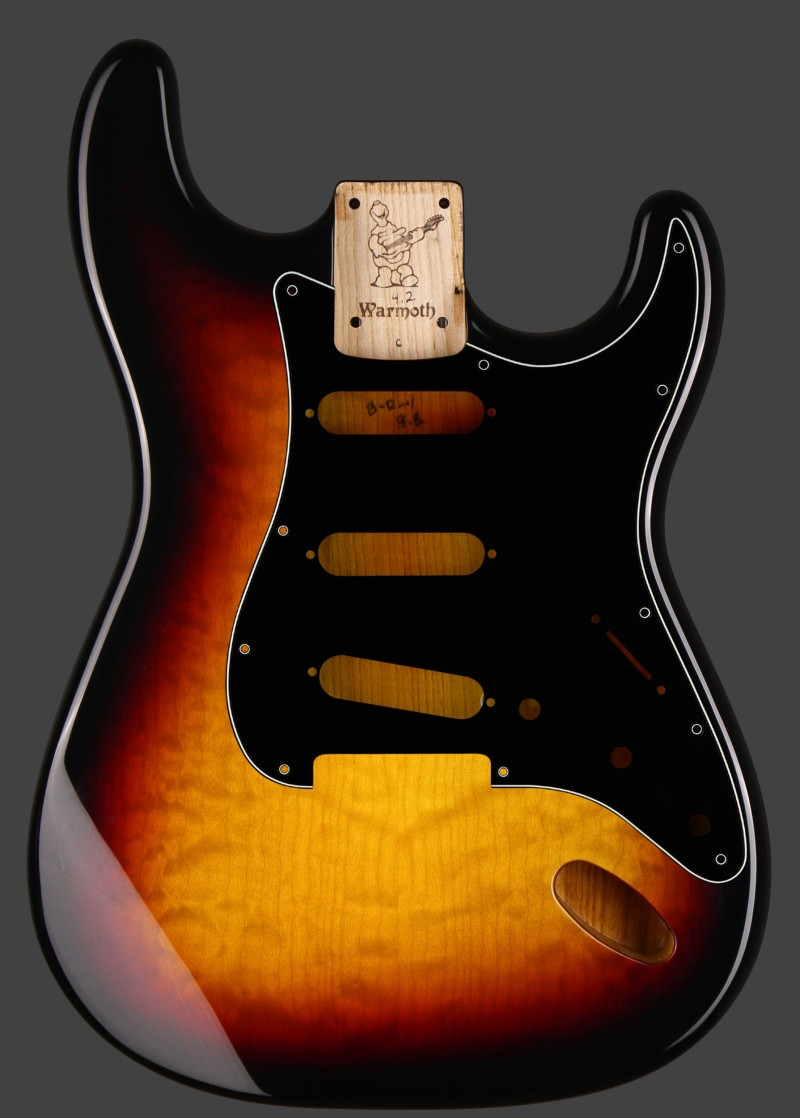 Strat® Replacement Body