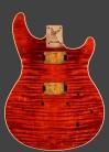 VIP Guitar Body